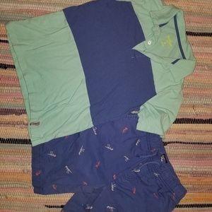Boys Oshkosh Outfit Size 10&12